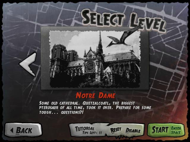 level6 menu